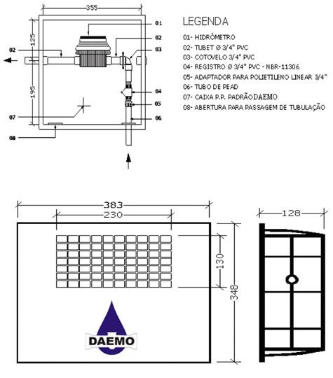 f49694c2022da Figura 04 - Instalação da CPH em muro lateral